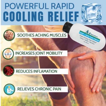 natural cbd pain cream cooling relief