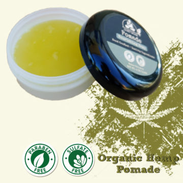 CBD Hemp Pomade for Men