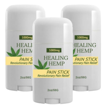 3 pack cbd pain stick