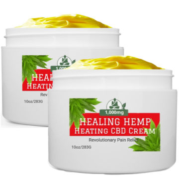 hot cbd cream for pain