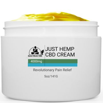 4000mg CBD Pain Cream
