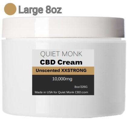 10,000mg cbd cream